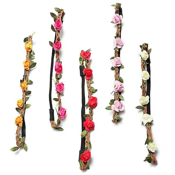 Bonita Floral Garland   Outfit Made