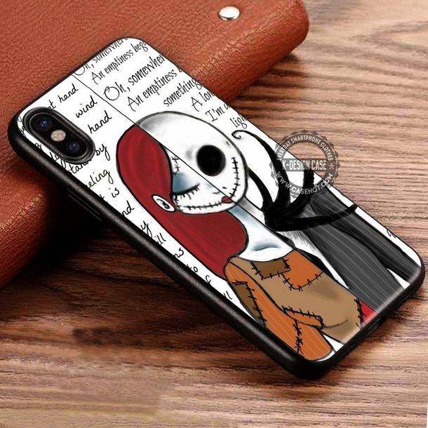 phone cover cartoon the nightmare before christmas tim burton iphone cover iphone iphone x case iphone 8 case iphone 8 plus case iphone 7 plus case