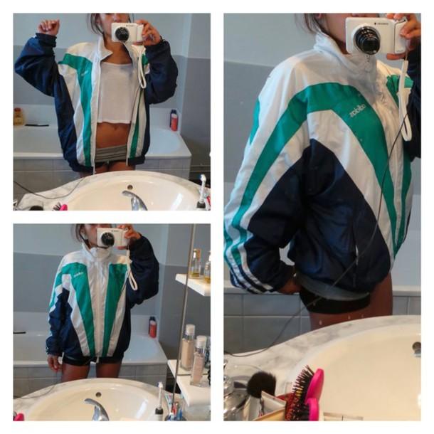 jacket adidas adidas jacket boyish windbreaker