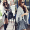 Bat sleeve knit cardigan shawl coat gv1215di – larue apparel