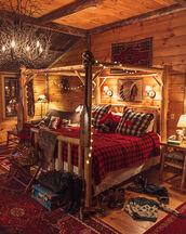 home accessory,tumblr,home decor,home furniture,furniture,bedroom,bedding,pillow,tartan,holiday home decor,cozy,holiday season,boho decor