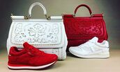 shoes,designer sneakers,dolcegabbana,gabbana,miss sicily,dolce gabbana bag,sneakers,fashion sneakers,dolce and gabbana,dgbag
