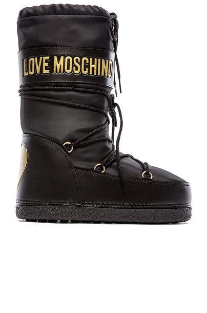 boot love black