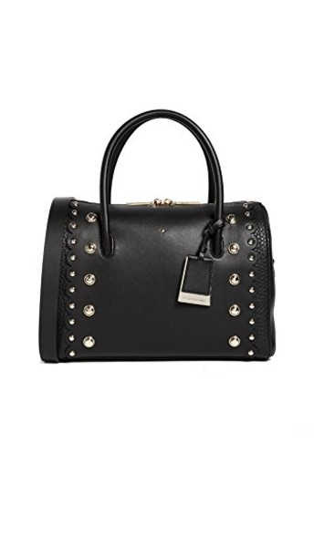 Kate Spade New York satchel studded street black bag