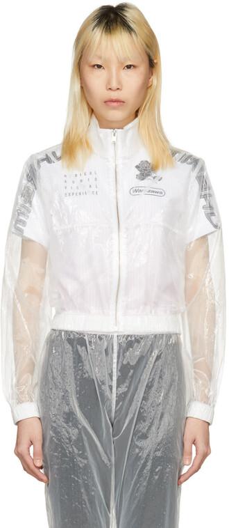 jacket transparent cropped
