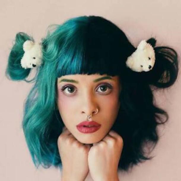 Populair hair accessory, melanie martinez, bear, cute, kawaii, hair  CX64