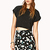 Floating Daisies Skater Skirt | FOREVER21 - 2000064320