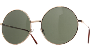 Oversized round sunglasses  (buy 3 get free shipping*) house of sunglasses