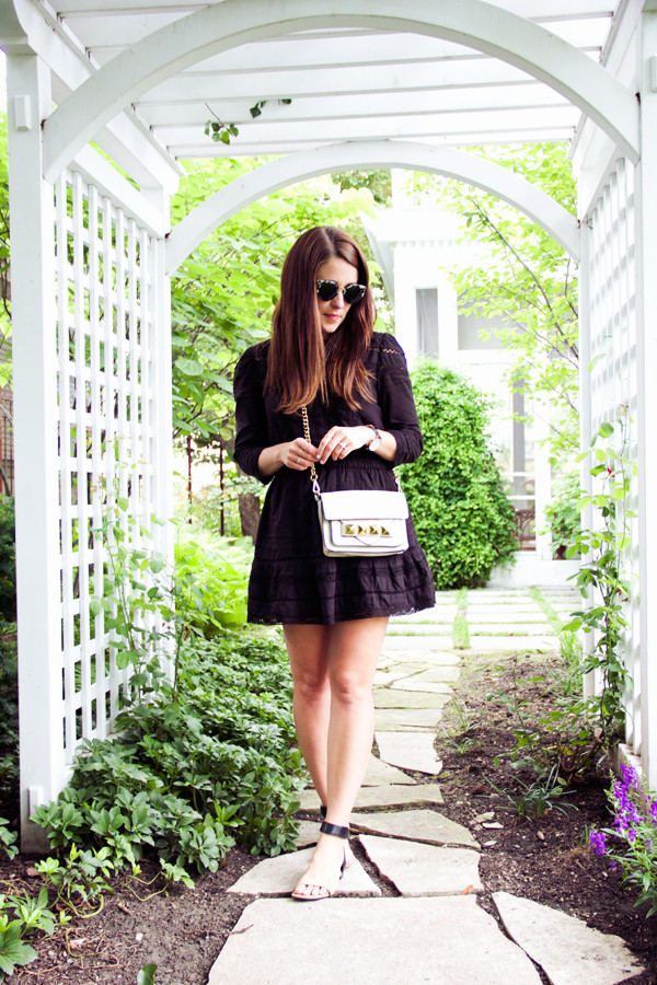 sequins and stripes shoes bag sunglasses jewels