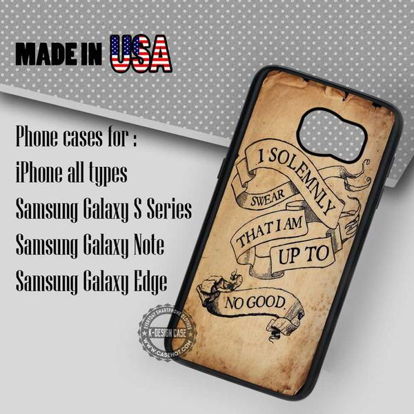 Samsung S7 Case - That I Am Up To No Good - iPhone Case #SamsungS7Case #hp #yn