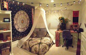 home accessory skateboard flowers desk wall decor wall rug buddhist shelves tumblr bedroom tumblr bedroom tumblr bed spread canopy