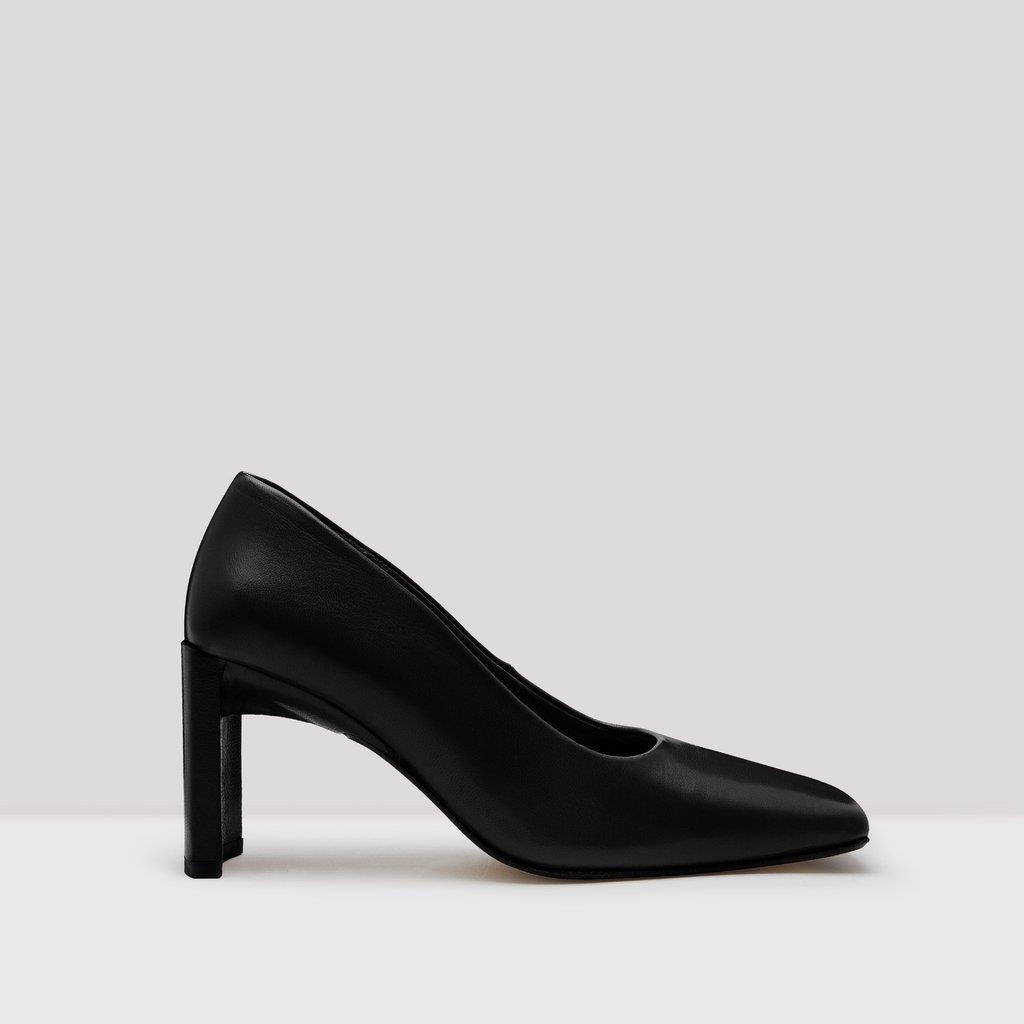 Alicja Black Nappa Leather Heels