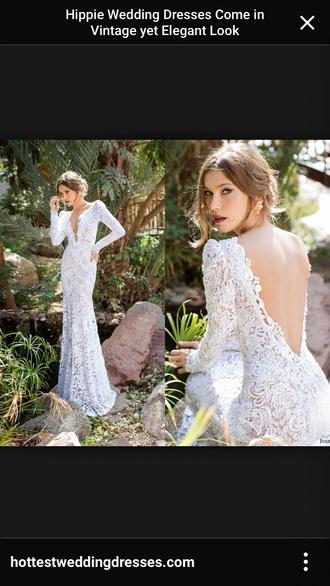 dress wedding dress lace dress white dress
