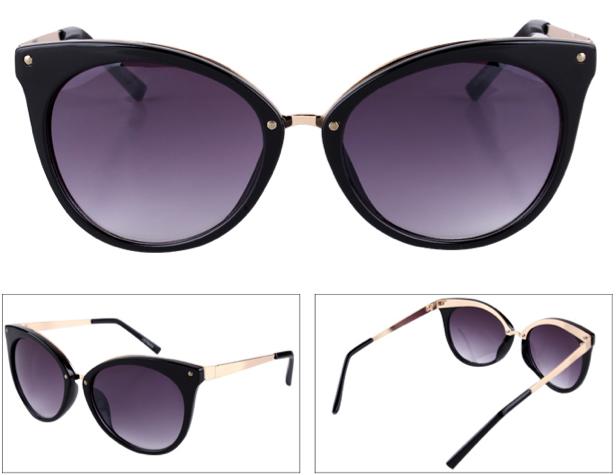 Cat eye sunglasses / back order – holypink