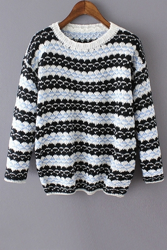 sweater pattern fall outfits winter outfits long sleeves knitwear casual warm cozy