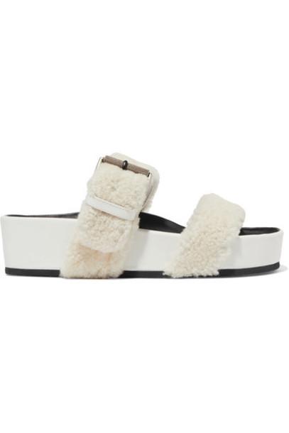 Rag & Bone cream shoes