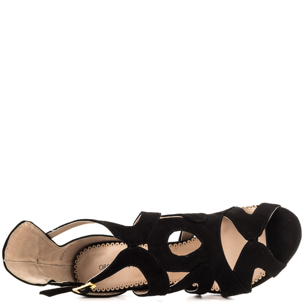 Obsession Rules - Victoria - Black K Suede