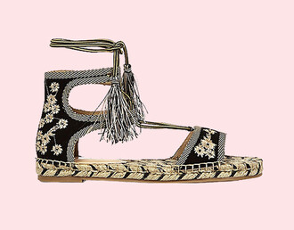 shoes embroidered embroidered shoes embroidered sandals black sandals embellished embellished sandals river island