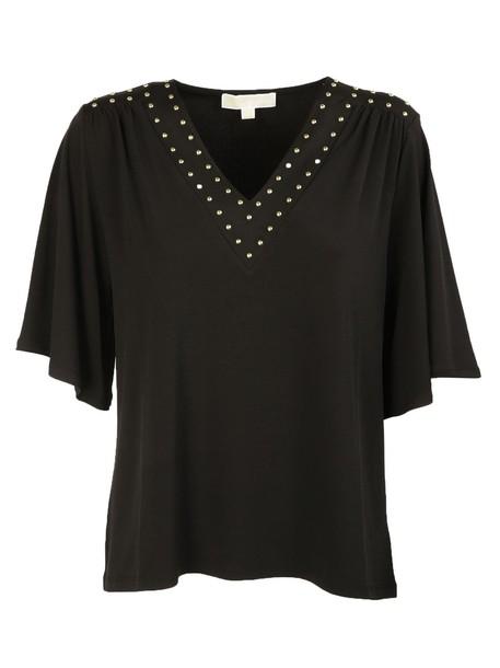 MICHAEL Michael Kors t-shirt shirt t-shirt studded top