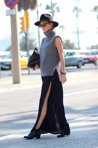 bag skirt jewels sweater shoes sunglasses hat sirma markova
