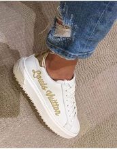 shoes,sneakers,louis vuitton,designer sneaker,white,gold,fashion,style,kicks,tennis shoes