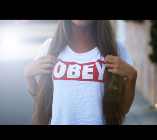 t-shirt tank top shirt obey