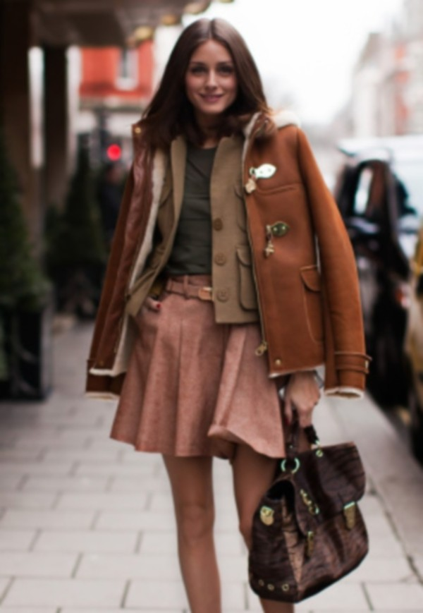 Urban Outfitters - BDG A-Line Duffle Coat