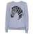 FIERCE Shoulder Wing Sweatshirt | Mintfields