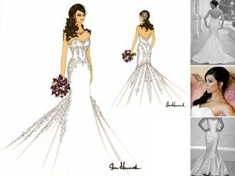 wedding wedding dress wedding clothes