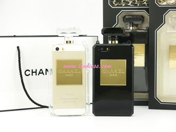 New 2014 cc perfume bottle bag iphone 5/5s case