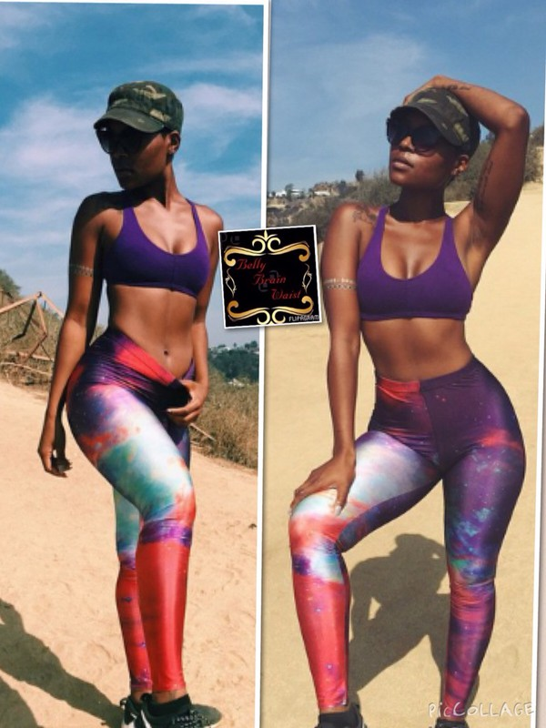 puple yoga workout fitness sky space hot hot! hot pants fitness fitness fitness yoga pants workout leggings