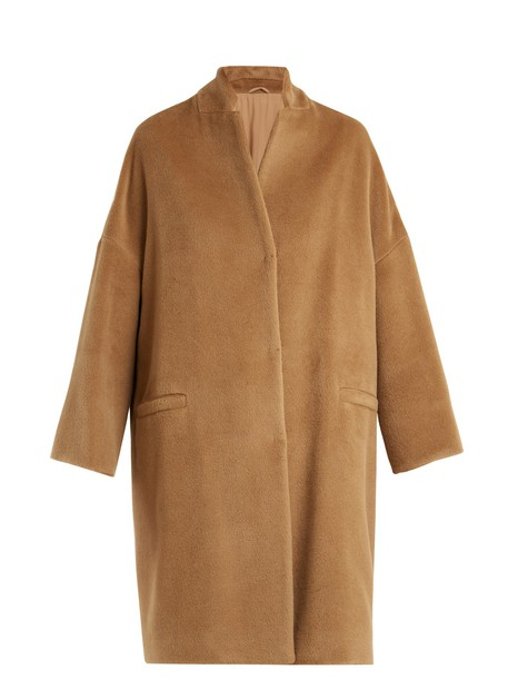 BRUNELLO CUCINELLI coat camel