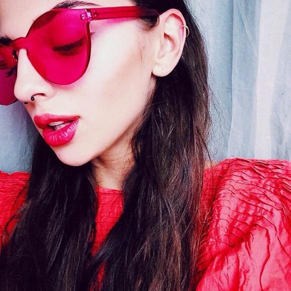 pink sunglasses sunglasses