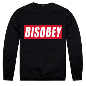 DISOBEY SWEATER : BlackBlok.com, All Anonymous! A Huge Selection of Guy Fawkes Masks!