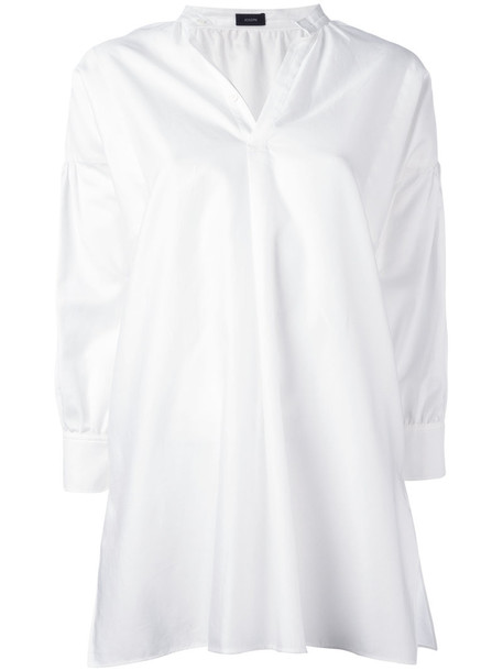 Joseph shirt women white cotton top