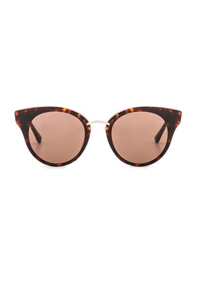 Dita sunglasses brown