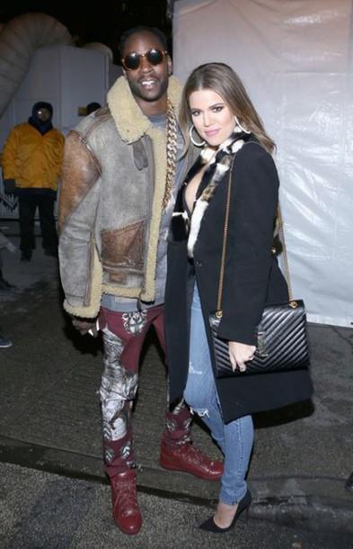 pumps khloe kardashian purse coat bag