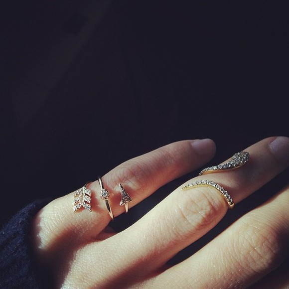 jewels ring snake snake ring arrow arrow ring rings wrap around