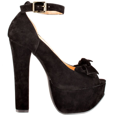 Black suede for 89.99 direct from heels.com