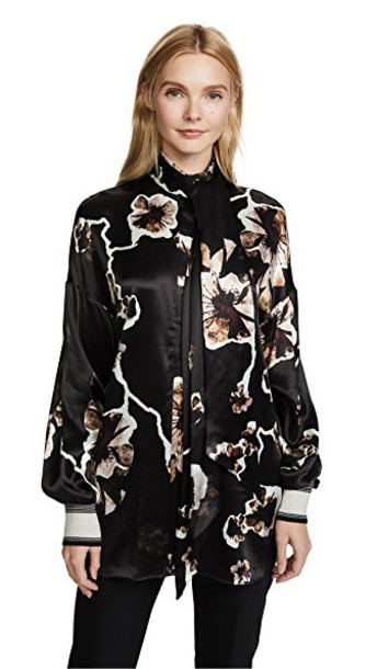 By Malene Birger blouse black top