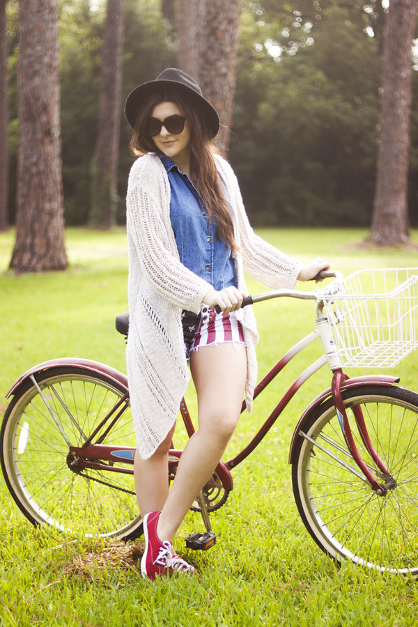 a walk in the park cardigan sunglasses shoes