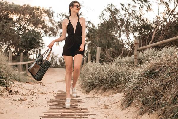 bag beach bag summer bag streetstyle stylemoi
