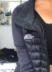 jacket,north face