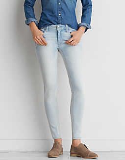 AEO Super Soft X4 Jegging, Moonlight