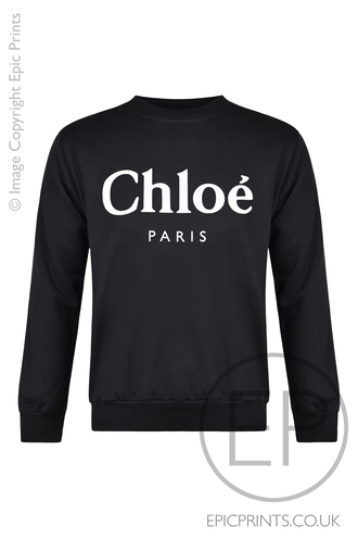 chloe paris shirt sweater