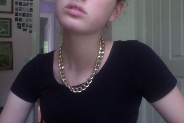 jewels gold chain necklace jewelry gold chain chain necklace shirt
