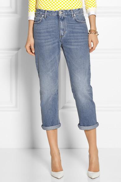 Acne Studios|Pop Vintage boyfriend jeans|NET-A-PORTER.COM