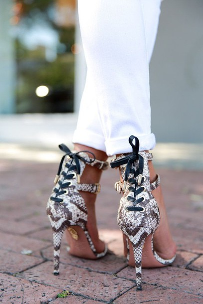 shoes printed sandals sandals sandal heels high heel sandals animal print high heels