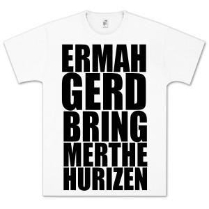 Bring Me the Horizon T-Shirts  | BMTH Ermahgerd T-Shirt  | Shop the Bring Me the Horizon Official Store