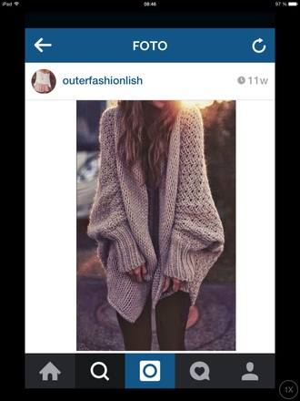 cardigan fashion tumblr outfit boho chic hippie warm cuddly sweet
